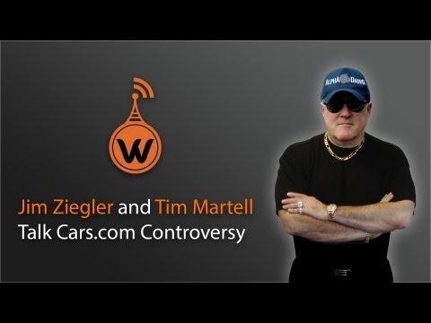 Jim Ziegler and Tim Martell Talk Cars.com Controversy   Wikimotive Podcasts #1