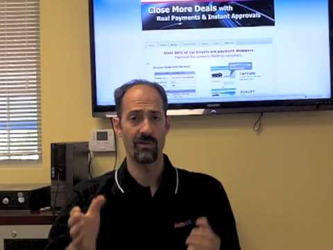 Financing Tools Key to Moving From Online Marketing to Online Sales