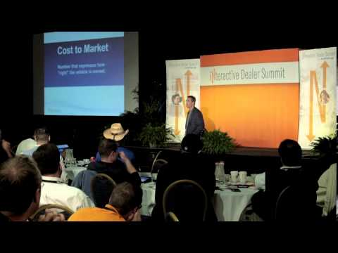Dale Pollak Speaks at the Interactive Dealer Summit