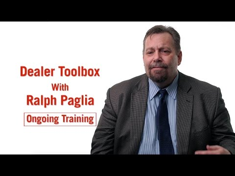 Ongoing Sales Training for Floor Salespeople