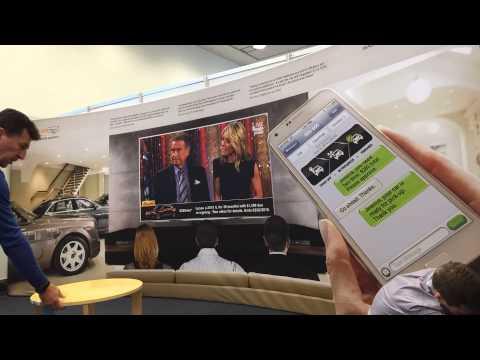 Car dealerships mobile texting