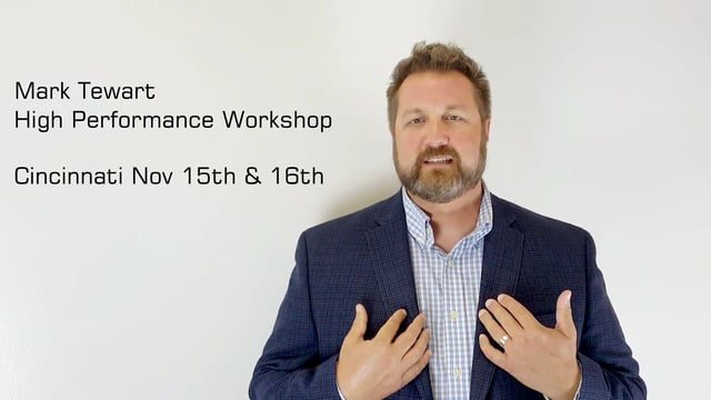 Andy Church Talks About Mark Tewart's High Performance Management Workshop