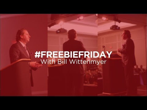Freebie Friday - Failing to Optimize is Falling Behind