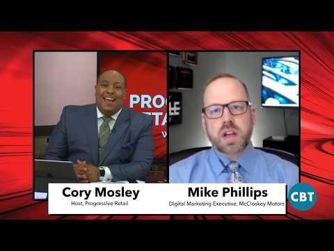 Progressive Retail Episode 45 - Mike Phillips