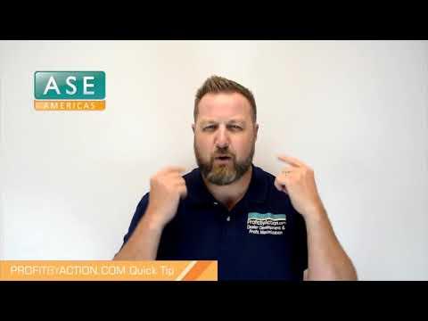 ProfitByAction.com Quick Tip - Silent Salesperson