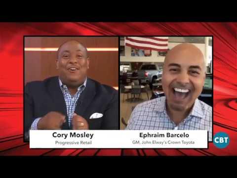 Progressive Retail with Cory Mosley Episode 51 - Ephraim Barcelo