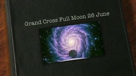 Grand Cross Full Moon 26 June 2010