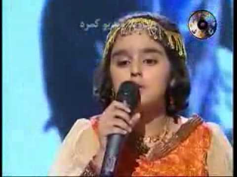 Хатуба-(Поет слепая девочка)-1