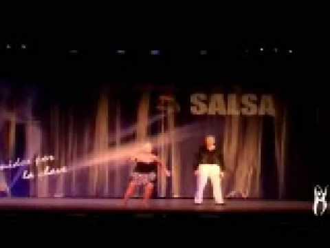 Возраст Salsa не помеха