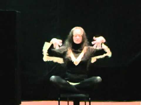 Танец рук «Walk in beauty» Ирина Дарьина  Hand dance Irina Daryina
