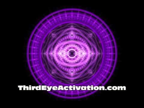 Альфа-волны Бинауральные бит для активации Третий глаз (15 минут) | мозговых волн