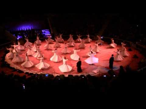 Сема суфийское кружение Конья 2011