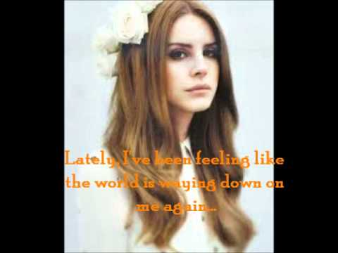 Lana Del Rey Money Hunny lyrics