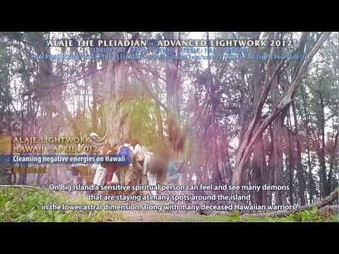 Часть 20 - Алайе с Плеяд - Передовая Работа Света 2012