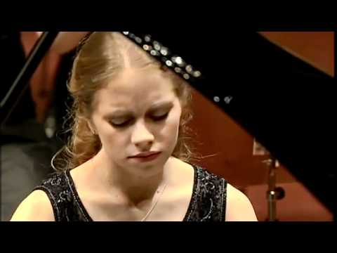 Julia Fischer - Grieg Piano Concerto, Part 01