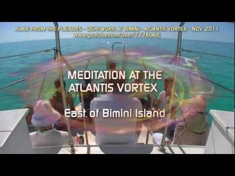 Part 18-Pleiadian Alaje-Meditation-Atlantis Bimini-English Sub