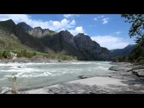 Великая река Катунь, Алтай