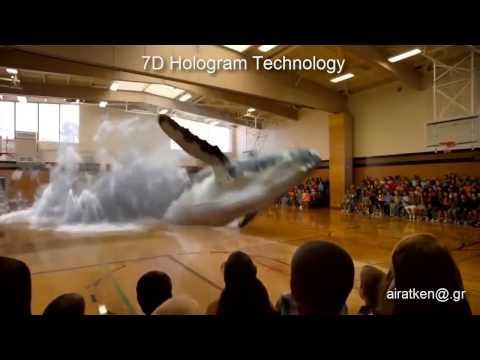 Технологии антихриста. Голограммы 7D - будущие его «чудеса»