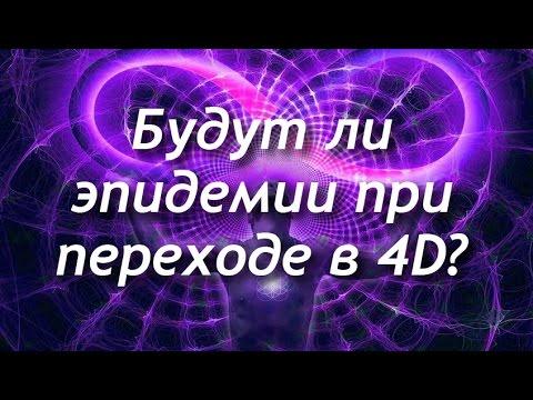 Будут ли эпидемии при переходе в 4D?