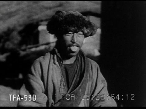 Tibet - Land of Isolation 1934
