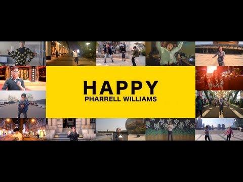 Happy - Pharrell Williams (We are from Hangzhou)