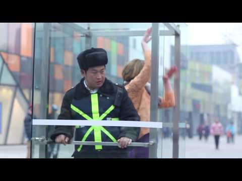 """""""Happy"""" in Beijing - Pharrell Williams #HAPPYDAY"""