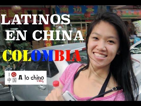 Latinos en China | Anny | Colombianos en China