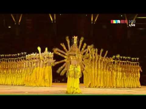 千手觀音 Lady Buddha With Thousand Hands