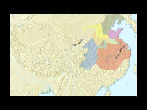 El periodo de los Reinos Combatientes (China)