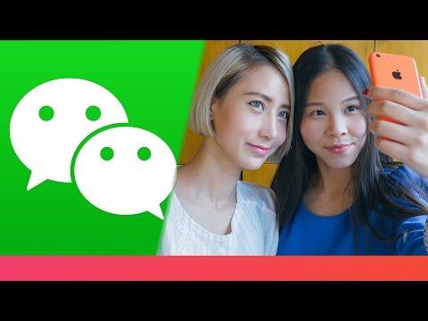 WeChat Moments vs Realidad