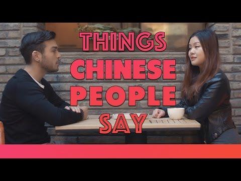 Lo que dicen los chinos (Subs inglés)