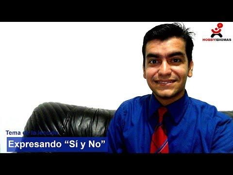 """""""Sí y No""""  en Chino mandarín"""