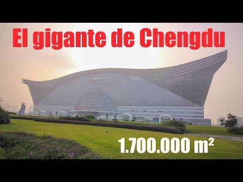 Visita al edificio más grande del mundo en superficie