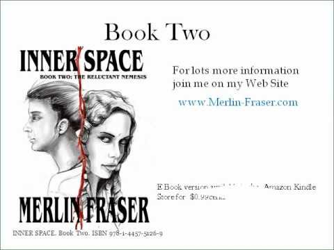 Merlin Fraser Inner Space Book 2