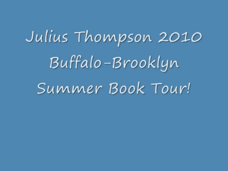 Buffalo-Brooklyn Book Tour