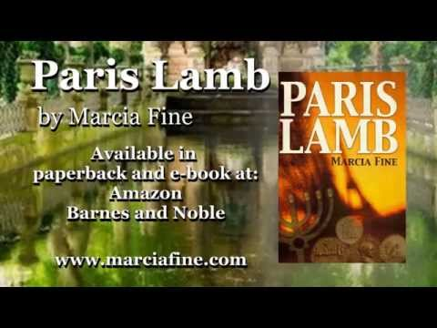Book Video Trailer: Paris Lamb by Marcia Fine