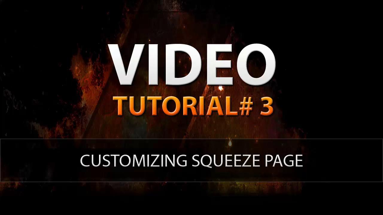 Video_03_CustomizeSqueezePage