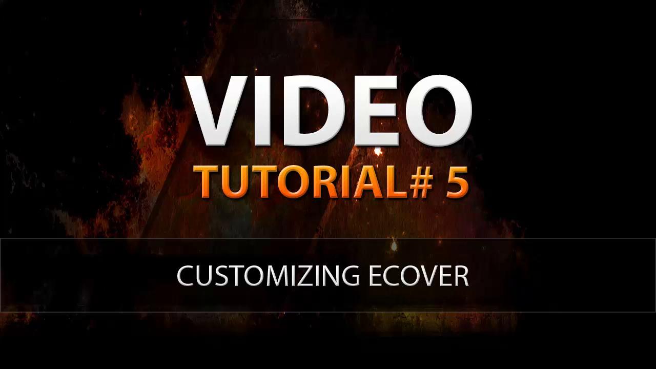 Video_05_CustomizingEcover