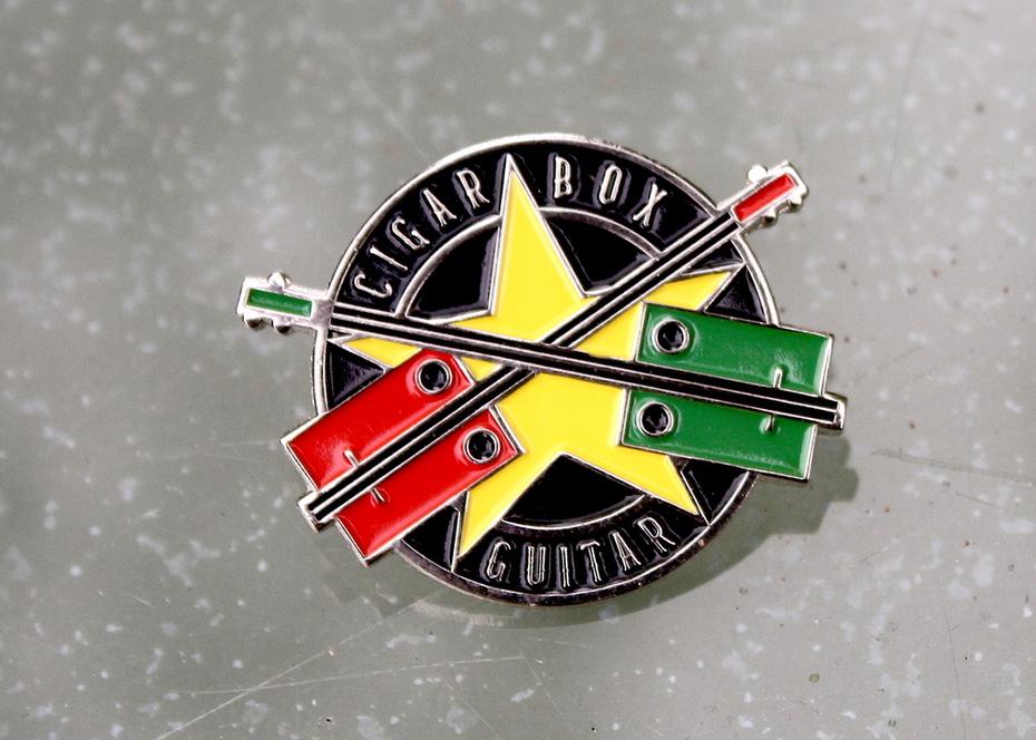 New Enamel Badge