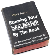 How To Run Your Dealership By The Book