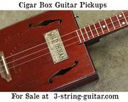 - Cigar Box Guitar Pickups For Sale -