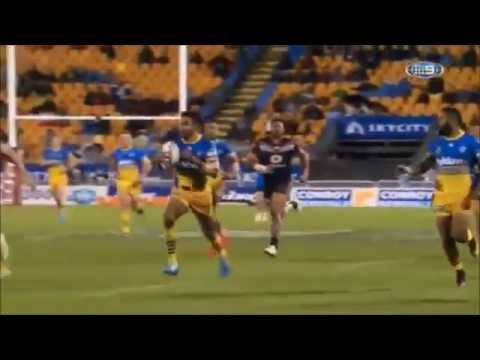 Bevan French - Parramatta Eels Sensation