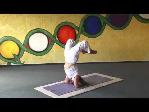 Headstand and Scorpion - Pincha Mayurasana - Advanced Yoga Practice