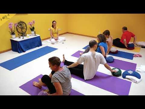 Gentle Yoga Vidya class - Yoga Class with Kaivalya