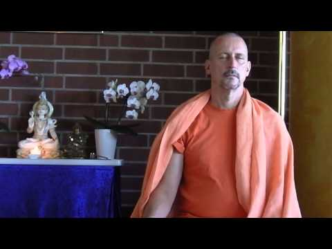 Swami Bodhichitananda: Guided Meditation on a Pillar of Light