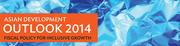 """Asian Development Outlook 2014"" Informe del Banco Asiático de Desarrollo (Barcelona)"