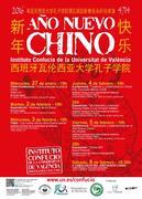 Cartel de Actividades Año Nuevo Chino