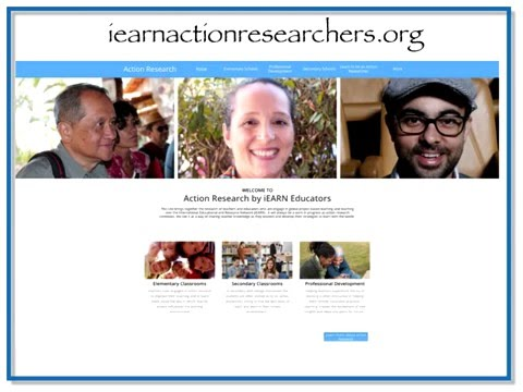 Global Projects and Action Research - Dr. Margaret Riel