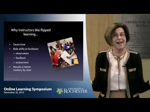 Online Learning - Beyond the Buzz Transforming Instruction with the Flipped Approach