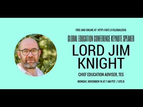 2016 GEC Keynote - Lord Jim Knight
